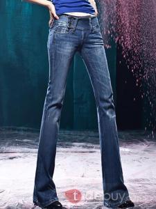 Jeans Meilleures Retro Fusées Slim Nouvelle Collection