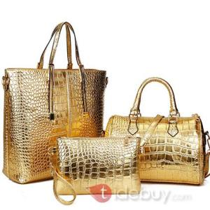 Sac à Main Collection de Sacs Croco Luxueux
