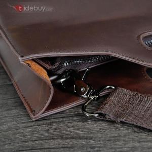 Sacs à Main en Zipper Casual Solides Zipper Hommes
