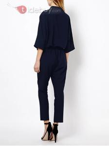 Pantalon Combinaison en Vogue Elégante